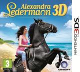 Alexandra Ledermann 3D pochette 3DS (AHSP)