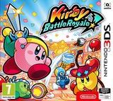Kirby Battle Royale pochette 3DS (AJ8P)
