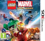 LEGO Marvel Super Heroes - Universe in Peril pochette 3DS (AL5P)