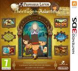 Professor Layton and the Azran Legacy pochette 3DS (AL6P)