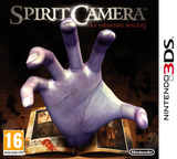 Spirit Camera - The Cursed Memoir pochette 3DS (ALCP)
