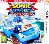 Sonic & All-Stars Racing Transformed pochette 3DS (ALLP)