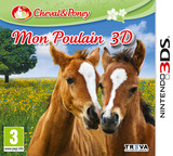 My Foal 3D pochette 3DS (AM3Z)