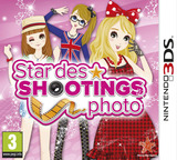Girls' Fashion Shoot pochette 3DS (ANLP)