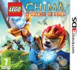 LEGO Legends of Chima - Laval's Journey pochette 3DS (APRP)