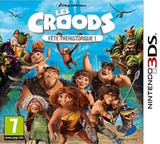 The Croods - Prehistoric Party! pochette 3DS (AQRP)