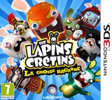Rabbids Rumble pochette 3DS (AR5P)