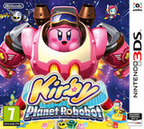 Kirby: Planet Robobot pochette 3DS (AT3P)