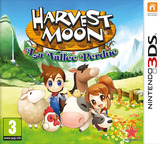 Harvest Moon 3D - The Lost Valley pochette 3DS (AVMP)