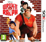 Wreck-It Ralph pochette 3DS (AWRP)