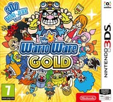 WarioWare Gold pochette 3DS (AWXP)
