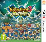Inazuma Eleven 3 - Lightning Bolt pochette 3DS (AXSZ)