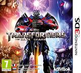 Transformers - Rise of the Dark Spark pochette 3DS (AYEP)