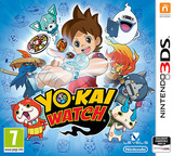 Yo-Kai Watch pochette 3DS (AYWZ)
