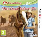 My Western Horse 3D pochette 3DS (AZHP)
