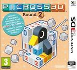 Picross 3D: Round 2 pochette 3DS (BBPP)
