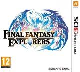 Final Fantasy Explorers pochette 3DS (BCEP)