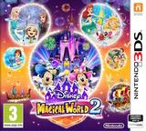 Disney Magical World 2 pochette 3DS (BD2P)