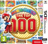 Mario Party: The Top 100 pochette 3DS (BHRP)