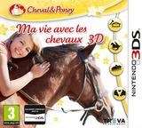 Ma vie avec les chevaux 3D pochette 3DS (BMGP)