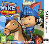 Mike the Knight and the Great Gallop pochette 3DS (BMJP)