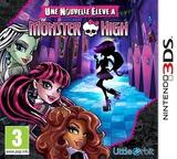 Monster High - New Ghoul in School pochette 3DS (BMSP)