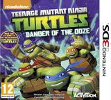 Teenage Mutant Ninja Turtles - Danger of the Ooze pochette 3DS (BMUP)