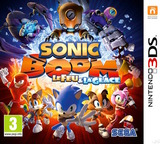 Sonic Boom: Fire & Ice pochette 3DS (BS6P)