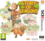 Story of Seasons pochette 3DS (BTSP)