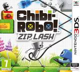 Chibi-Robo! Zip Lash pochette 3DS (BXLP)