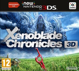 Xenoblade Chronicles 3D pochette New3DS (CAFP)