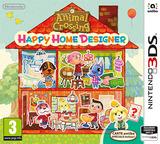 Animal Crossing - Happy Home Designer pochette 3DS (EDHP)