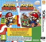 Mario and Donkey Kong - Minis on the Move pochette 3DSWare (JB7P)