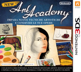 New Art Academy 3DS cover (AACP)