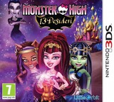 Monster High - 13 Wishes 3DS cover (AEFP)