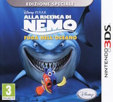 Finding Nemo - Escape to the Big Blue - Special Edition 3DS cover (AF7P)
