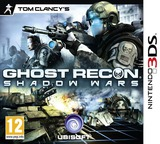 Tom Clancy's Ghost Recon - Shadow Wars 3DS cover (AGRP)
