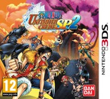 One Piece - Unlimited Cruise SP2 3DS cover (AL9P)