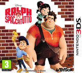 Wreck-It Ralph 3DS cover (AWRP)