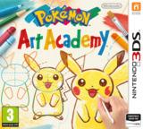 Pokémon Art Academy 3DS cover (BPCP)