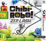 Chibi-Robo! Zip Lash 3DS cover (BXLP)