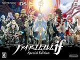 Fire Emblem If - Special Edition 3DS cover (BFZJ)