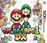 マリオ&ルイージRPG1 DX 3DS cover (BRMJ)
