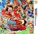 ワンピース アンリミテッドワールドR 3DS cover (BUWJ)
