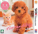 Nintendogs + Cats - Toy Poodle & New Friends 3DS cover (ADCK)