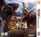몬스터 헌터 4 3DS cover (AH4K)