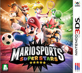 Mario Sports Superstars 3DS cover (AUNK)