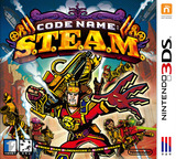 Code Name: S.T.E.A.M. 3DS cover (AY6K)