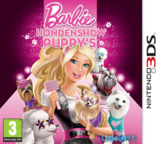 Barbie - Groom & Glam Pups 3DS cover (ABYP)