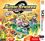 Sushi Striker: The Way of Sushido 3DS cover (AFWP)